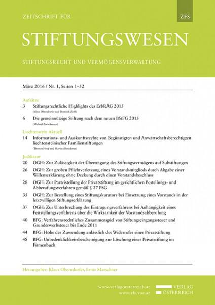 Formerfordernisse für die Vollstreckung eines Schiedspruchs gegen eine liechtensteinische Stiftung